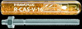 R-CAS-V Вінілестерова смола в ампулі для вкручування шпильки