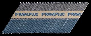 R-DRK-V pappersbandad spik med gas