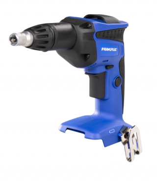 R-PDS18-S Cordless drywall RawlDriver 18V bare tool, in a transport case