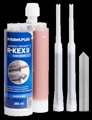 R-KEX II Epoxymassa med hylsa