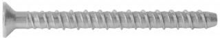 R-LX-CS-ZF Zinc Flake coated Countersunk Concrete Screw Anchor