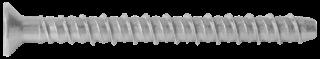 R-LX-CS-ZF Zinc Flake coated Countersunk Concrete Screw Anchor