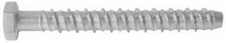 R-LX-H-ZF Zinc flake coated Hex Concrete Screw Anchor