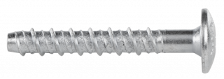 R-LX-PX-ZP Zinc plated Pan-Head Magnified Concrete Screw Anchor