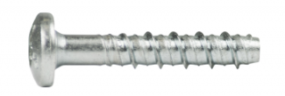 R-LX-P-ZP Zinc plated Pan-Head Concrete Screw Anchor, Part 6