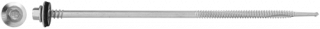 R-OCR-63/70 cinko plokštelėmis padengti savisriegiai varžtai, skirti sudėtinėms plokštėms, daugiausiai 18 mm