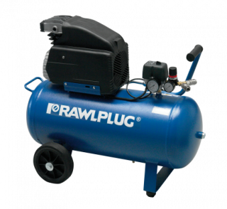 R-RAWL-C50-10 Oil lubricated compressor