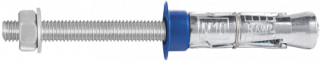 R-RBP-PF Rawlbolt - Bolt Projecting with plastic ferrule