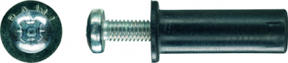 RAWLNUT Flexi Plug with Screw