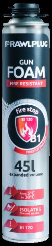 R-RPP-B1 Fire Resistant Foam