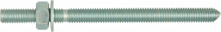 R-STUDS Metric Threaded Rods – Steel Class 8.8, Flat Head