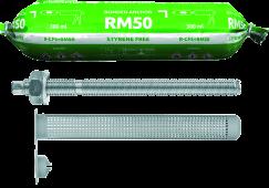 RM50 Поліестерова смола без стиролу до цегли (CFS+)