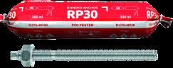 RР30 Поліестерова смола CFS+