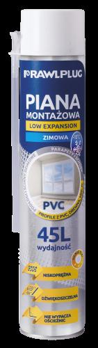 RPS-PVC-W Poliuretano putos, purškiamos su vamzdeliu, skirtos PVC – žieminis variantas