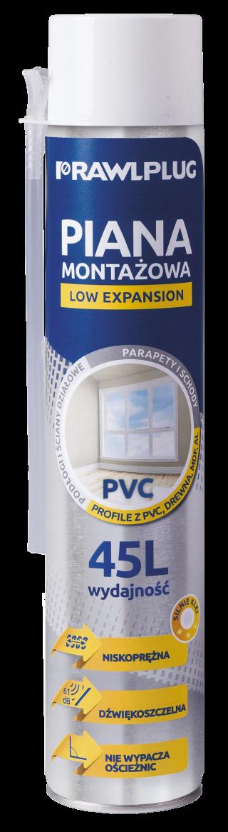 RPS-PVC Poliuretanowa piana wężykowa do PVC