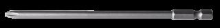 "RT-BIT-PH2/130DS Long bits for plasterboard screwdriver PH2 130MM 1/4"" 3 PCS"