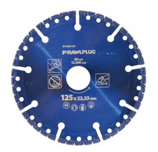 RT-DDE Disc with diamond coating Multi