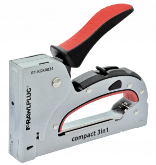 RT-KGR0034 Hand stapler – Compact 3 in 1, 6-14 mm