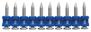 SPG-R-KSC plastic collated pins