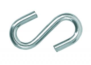 """Hak łańcuchowy w kształcie litery """"S"""""""